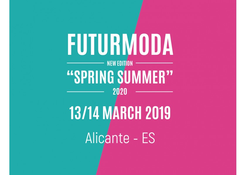 NEWS #Dami next events: FUTURMODA SS 20