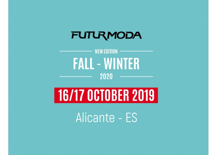 NEWS #Dami next events: FUTURMODA FW 20-21