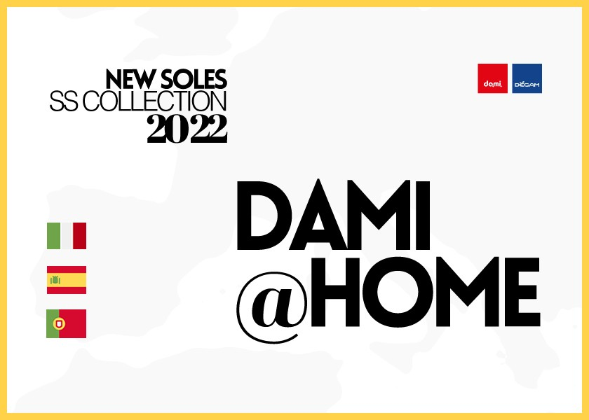 NEWS #Dami next events: DAMI@HOME
