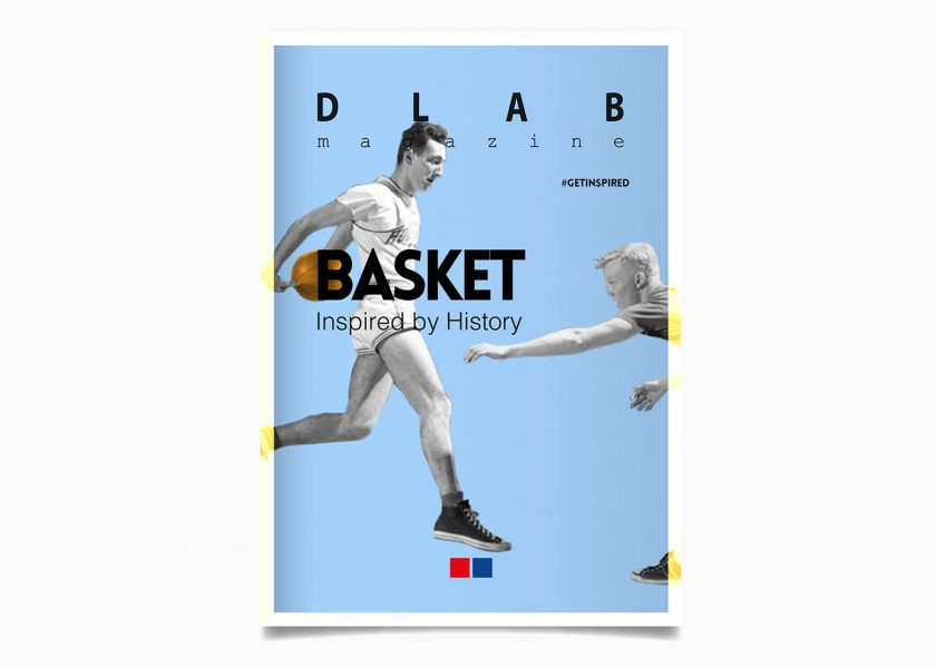 #DLAB: BASKET SNEAKERS