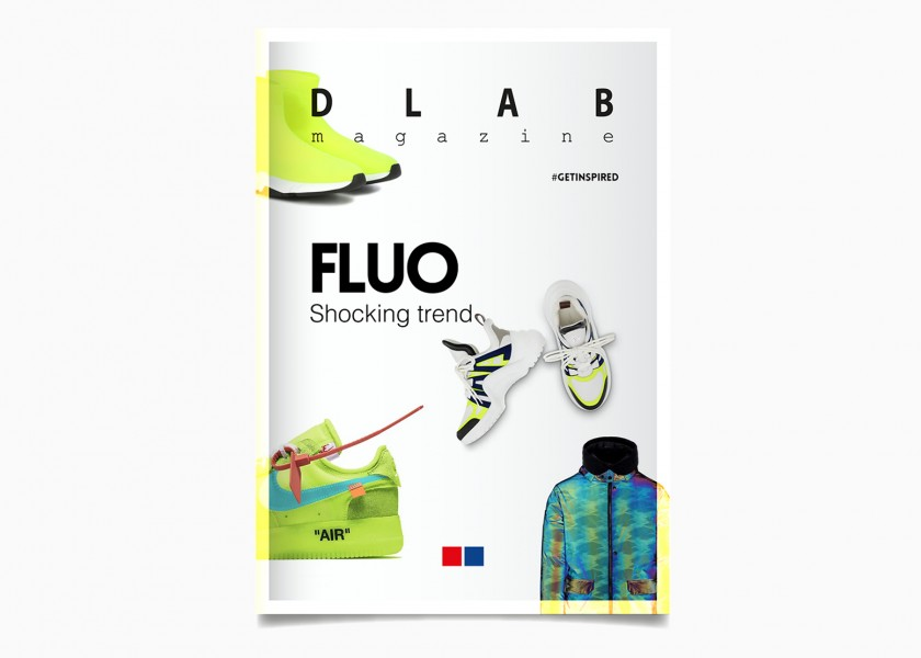 #DLAB: FLUO, SHOCKING TREND