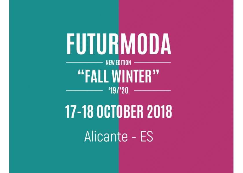 NEWS #Dami next events: FUTURMODA FW 19/20
